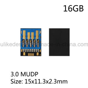 DIY USB Flash Drive 3.0 Mudp Flash drive Chip (16GB) pictures & photos