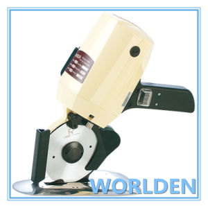 Wd-100 (WORLDEN) Automatic Circular Knife Cutting pictures & photos