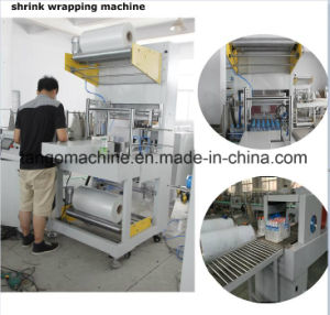 Bottle Combination Shrink Film Water Packing Machine pictures & photos
