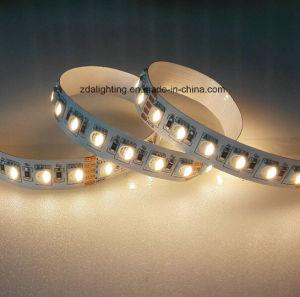 24V 96LEDs/M 4in1 RGBW/White LED Ribbon Light pictures & photos