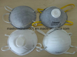 Auto Cup Mask Welding and Cutting Machine pictures & photos