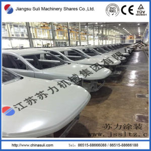 China Suli Shares Painting Car Coating Production Line
