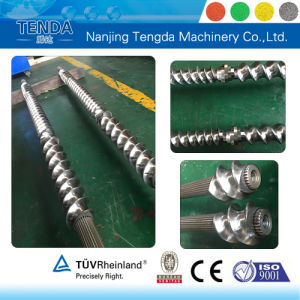 High Speed Steel Screw Component for Extruder pictures & photos