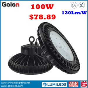 400W Metal Halide Bulb 500W Halogen Lamp LED Replacement 130lm/W 100W LED High Bay Light pictures & photos