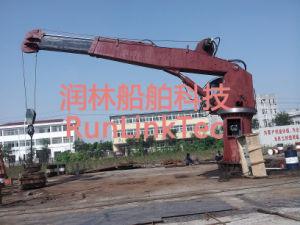 Marine Hydraulic Telescopic Crane