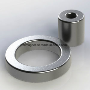 Ring Sintered Neodymium Permanent Magnet pictures & photos