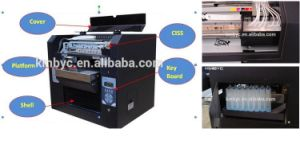 Hot Sell DTG A3 Digital Flatbed T-Shirt Printer pictures & photos