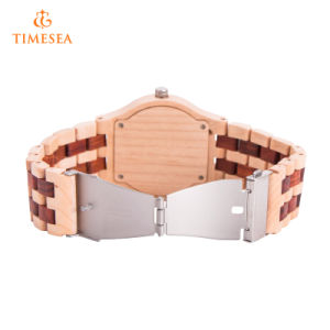 High Quality Wholesale Watch Natural Bamboo Wrist Watch Wooden Watch 72665 pictures & photos
