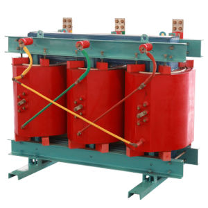 Epoxy Resin Cast Dry-Type Power Transformer Sc (B) 12, Sc (B) 10 pictures & photos