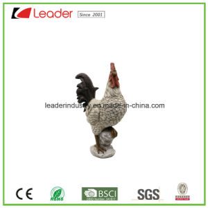Polyresin Realistic Hen Chicken Statue for Easter Decoration pictures & photos