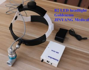 Professional Rechargeable Battery Dental Medical LED Head Lamp pictures & photos