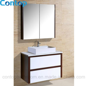Modern Home Solid Wood Bathroom Cabinet 040 pictures & photos