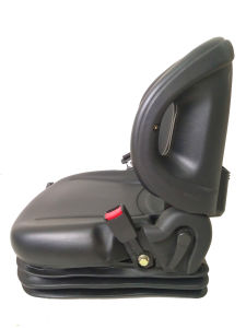 New Molded Toyota Forklift Seat with Seatbelt & Switch Premium Quality pictures & photos