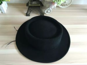 Circle Ring Top Wool Felt Hat for Man Trilby Winter Hat pictures & photos