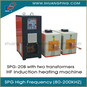 Induction Heating Machine 20kw 200kHz Spg-20b & Spg-20ab pictures & photos