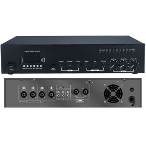 Public Address Professional Power Amplifier HD-300 pictures & photos