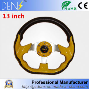320mm 13 Inch Carbon Fiber Bolts Racing Steering Wheel pictures & photos