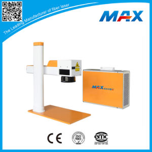 Max Photonics Mopa Color Fiber Laser Marking Machine for Sale pictures & photos