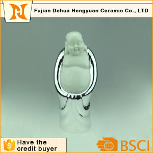 Home Ornaments Ceramic Small Budha Statue pictures & photos