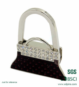 Fashion Metal Purse Bag Hanger with Custom Design Baghanger pictures & photos