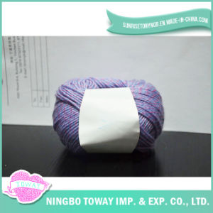 High Quality Fancy Crochet Cheap Wool Weaving Yarn pictures & photos