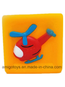 Many Style Plastic PVC Cute Block Toys for Baby pictures & photos