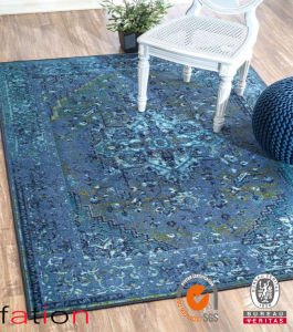 Polyester Area Rugs Competitive Price Luxus Plain Shaggy Carpet