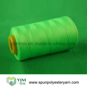 (30/2) Color Polyester Sewing Thread pictures & photos