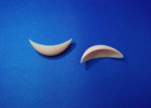 Medical Grade Silicone Chin Implant pictures & photos