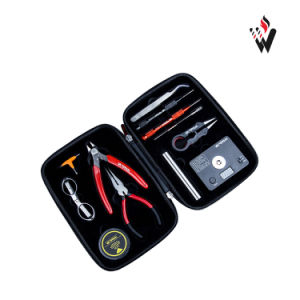 2017 Custom Design Wholesale Vape Tool Kit for Electronic Cigarette DIY Tool Kit pictures & photos