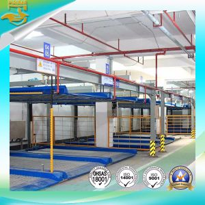 Auto Car Muti-Layer Parking Lift (3-6 layers) pictures & photos