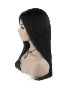 "8""-26"" Straight Lace Front Wig pictures & photos"