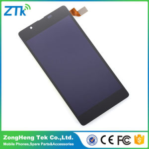 High Quality LCD Screen Assembly for Microsoft Lumia 540 Touch Digitizer pictures & photos