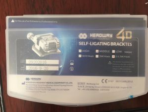 High Quality Self Ligating Bracket pictures & photos