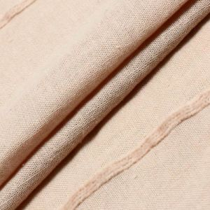 Beige Plain Chenille Fabric of Women′s Tops pictures & photos