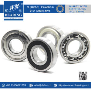 6309 2rz Emq Motor Deep Groove Ball Bearing pictures & photos