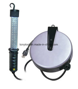 60 LED Cord Reel Task Light pictures & photos