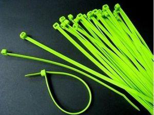 Nylon Plastic Zip Trim Wrap Cable Loop Ties Wire Self Lock Nylon Cable Tie pictures & photos