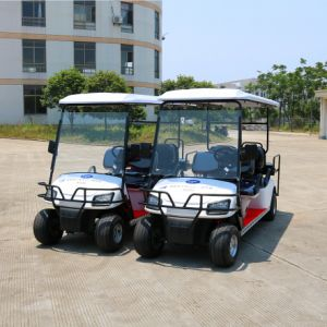 Ce Approved 6 Seater Electric Golf Cart pictures & photos