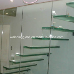 Balustrade Tempered Laminated Glass with Igcc / ISO9001 / CCC pictures & photos
