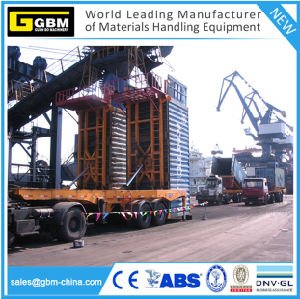 Clinker Cement Movable Hopper for Jetty pictures & photos