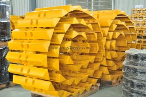 Swamp Track Shoes for Caterpillar Komatsu Dozer Undercarriage Spare Parts