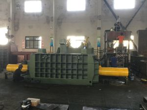 Y81f-400 Hydraulic Baler Machine pictures & photos