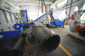 European Standard Pipe Profile Shredders Size Reduction pictures & photos
