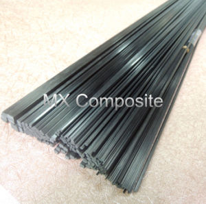 Solid Square Carbon Fiber Pole with High Quality pictures & photos