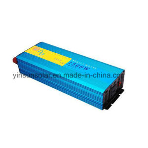 1500W Pure Sine Wave Inverter for Home Electrical Appliance pictures & photos