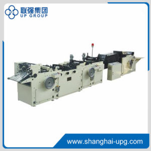Full Automatic Multifunction Envelope Making Machine (LQTF-G) pictures & photos