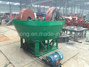 Huahong Mineral Separator /Wet Pan Mill, Roller Mill pictures & photos