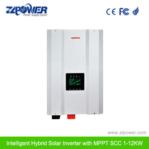 8000W 10kw 12kw MPPT Scc Pure Sine Wave Solar Inverter Hybrid Charger Inverter pictures & photos