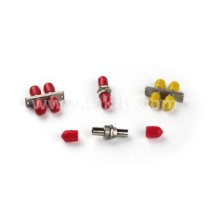 0.2dB St Single Mode Simplex Duplex Fiber Optic Adapter pictures & photos